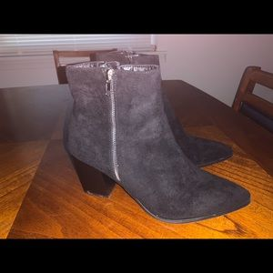 New Forever 21 Boots , Worn once.